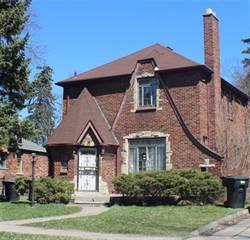 Single Family for sale in 16544 PIERSON Street, Detroit, MI, 48219