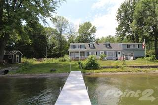 Residential for sale in 5501 Eagle Point Drive, Geneseo, Conesus Lake, NY, 14454