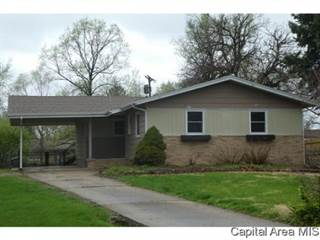 Single Family for sale in 65 Bel Aire Drive, Springfield, IL, 62703
