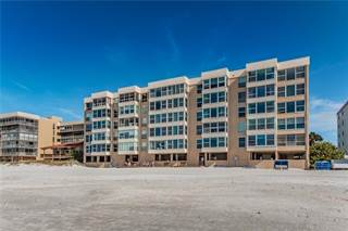 Condo for sale in 14800 GULF BOULEVARD 202, Madeira Beach, FL, 33708