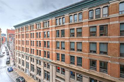 Residential Property for rent in 285 Place D'Youville #47, Montreal, Quebec