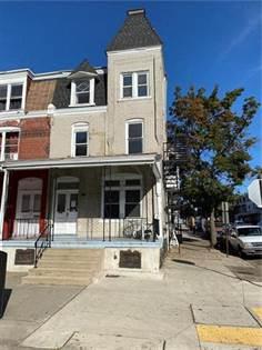 Multifamily for sale in 501 Allen Street, Allentown, PA, 18102