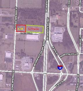 Commercial for sale in 000  N Goad Springs  RD, Lowell, AR, 72745
