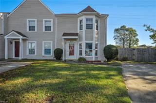 Townhouse for sale in 800 Diploma Court, Virginia Beach, VA, 23462