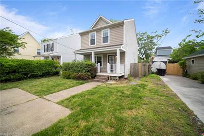 Residential Property for sale in 721 13th Street, Virginia Beach, VA, 23451