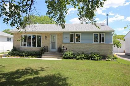 Single Family for sale in 87 Tudor CR, Winnipeg, Manitoba, R2K2A6