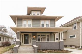 Single Family for sale in 4141 North Park Avenue, Indianapolis, IN, 46205