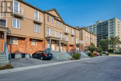 Single Family for sale in 55 MOOREGATE Crescent Unit 13B, Kitchener, Ontario, N2M0A6