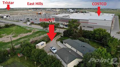 Commercial for sale in 13.52 Acres 8080 9 Avenue, S.E., Calgary, Alberta