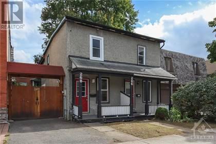 Multi-family Home for sale in 268 MURRAY STREET, Ottawa, Ontario, K1N5N2