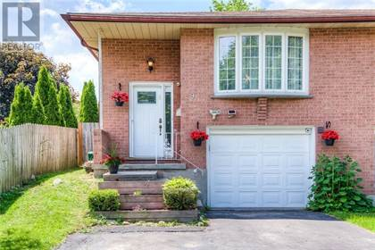 Single Family for sale in 9 Highcroft Court, Kitchener, Ontario, N2E2N9