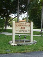 Condo for sale in 447 Lakeview Drive 3, Weston, FL, 33326