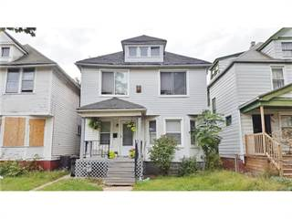 Single Family for sale in 3891 BURNS Street, Detroit, MI, 48214