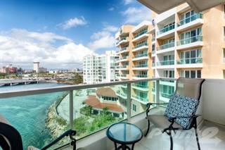 Residential Property for rent in 1 Los Rosales Street, Condado Lagoon Villas Apt. 7725 & 7727, San Juan, PR, 00901