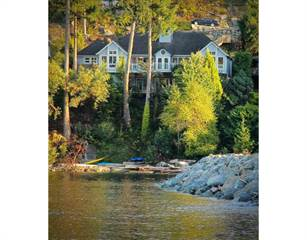Single Family for sale in 398 SKYLINE DRIVE, Gibsons, British Columbia