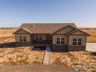 Single Family for sale in 15728 County Road 7.3, Wiggins, CO, 80654