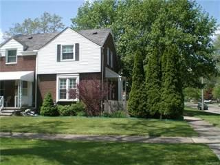 Townhouse for sale in 1804 15TH Street, Wyandotte, MI, 48192