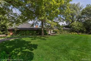Single Family for sale in 1544 LAKEWOOD Court, Bloomfield Township, MI, 48302