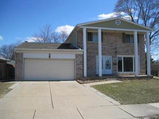 Single Family for rent in 37012 TRICIA Drive, Sterling Heights, MI, 48310