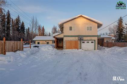 Residential Property for sale in 709 BADGER ROAD, North Pole, AK, 99705