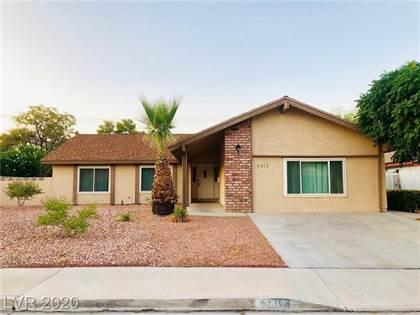 Residential Property for rent in 3412 EL CORTEZ Avenue, Las Vegas, NV, 89102