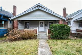 Single Family for sale in 1061 West 36th Street, Indianapolis, IN, 46208