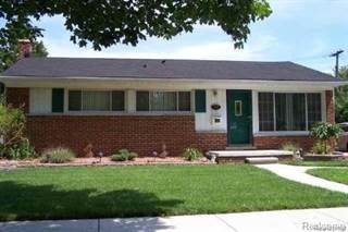 Single Family for sale in 3520 FURGERSON Street, Melvindale, MI, 48122