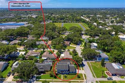 Residential Property for sale in 2119 LAKEVIEW ROAD, Clearwater, FL, 33764