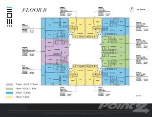 Condominium for sale in Exchange District 3, 151 City Centre Dr, Mississauga, Mississauga, Ontario, L5B 1M7