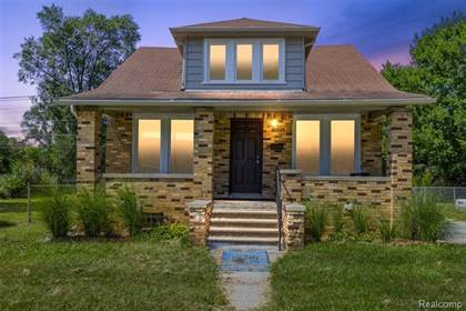 Residential Property for sale in 21059 WESTVIEW Avenue, Royal Oak Township, MI, 48220