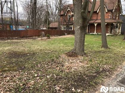 Vacant Land for sale in 102 PEEL Street, Barrie, Ontario, L4M3L4