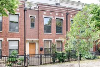 Townhouse for sale in 1730 North Bissell Street, Chicago, IL, 60614
