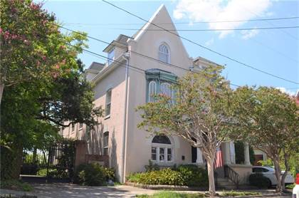Residential Property for sale in 735 Yarmouth Avenue, Norfolk, VA, 23510