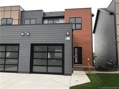 Residential Property for sale in 61 Aquitania Circle W 4, Lethbridge, Alberta, T1J 5M5