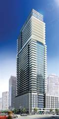 Condo for sale in The Britt Residences Bay & Wellesley (Assignment), Toronto, Ontario