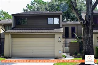Townhouse for sale in 1531 Pickwood Ave, Fern Park, FL, 32730