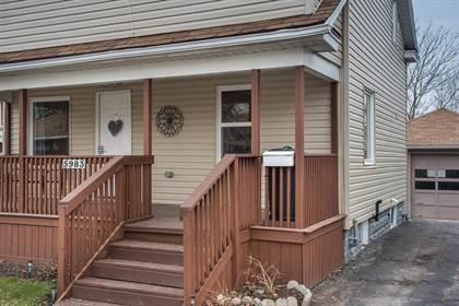 Single Family for rent in 5983 FRANKLIN Avenue, Niagara Falls, Ontario, L2G4Y7