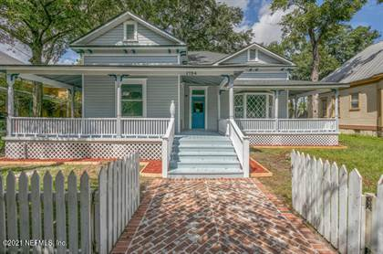 Residential Property for sale in 1724 N LIBERTY ST, Jacksonville, FL, 32206