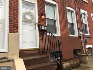 Townhouse for rent in 3187 EDGEMONT ST, Philadelphia, PA, 19134