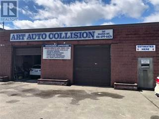 Industrial for sale in 260 RALEIGH AVE, Toronto, Ontario, M1K1A8