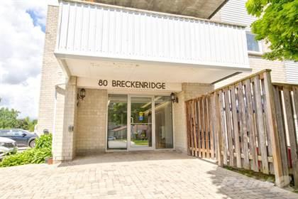 Residential Property for sale in 80 BRECKENRIDGE DR, Kitchener, Ontario, N2B2N9