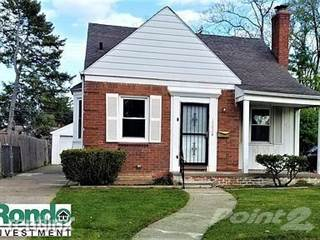 Residential Property for sale in MULTIPLE PROPERTIES, Detroit, MI, 48201