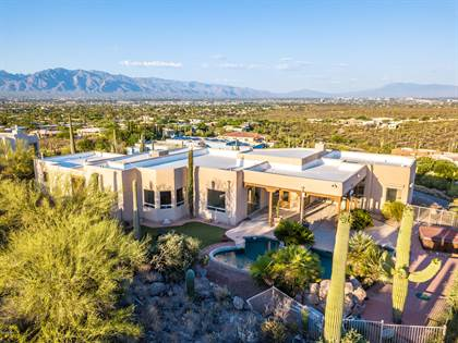 Residential for sale in 875 N Canyon Moonlight Place, Tucson, AZ, 85745