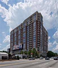 Condo for sale in 1820 Peachtree Street NW 1010, Atlanta, GA, 30309