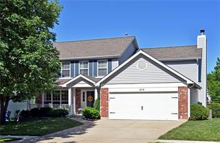 Single Family for sale in 215 Cheval Square Drive, Chesterfield, MO, 63005