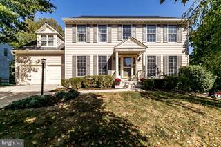 Single Family for sale in 7066 GARDEN WALK, Columbia, MD, 21044