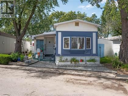 Single Family for sale in 109 MARLIN, Windsor, Ontario, N8W2B2