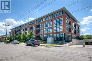 Condo for sale in 307 -St Leger Street, Kitchener, Ontario
