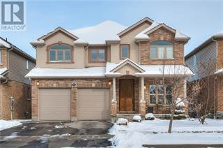 Single Family for sale in 516 WOOD NETTLE Way, Waterloo, Ontario, N2V2X9