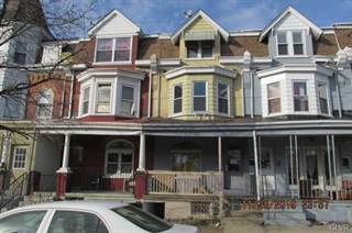 Townhouse for sale in 911 Tilghman Street, Allentown, PA, 18102